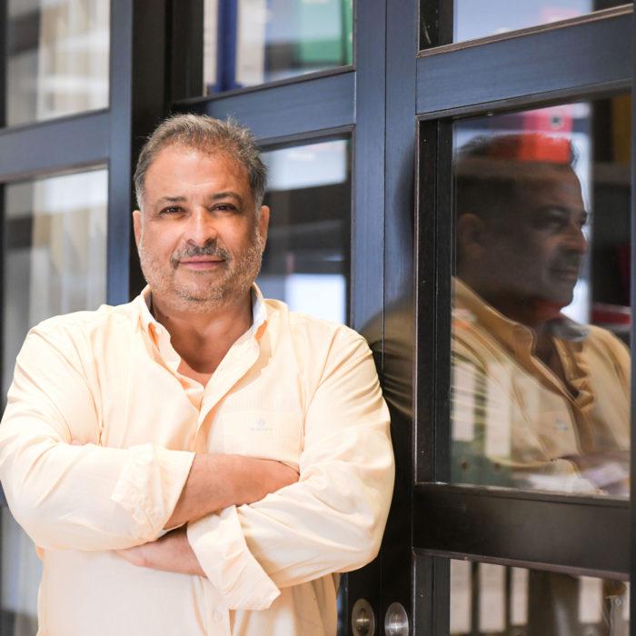 Master en commerce / Portrait Thierry Oldak