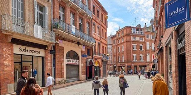 Toulouse. Commerces en berne, projets de nouvelles enseignes… les effets de la crise en centre-ville