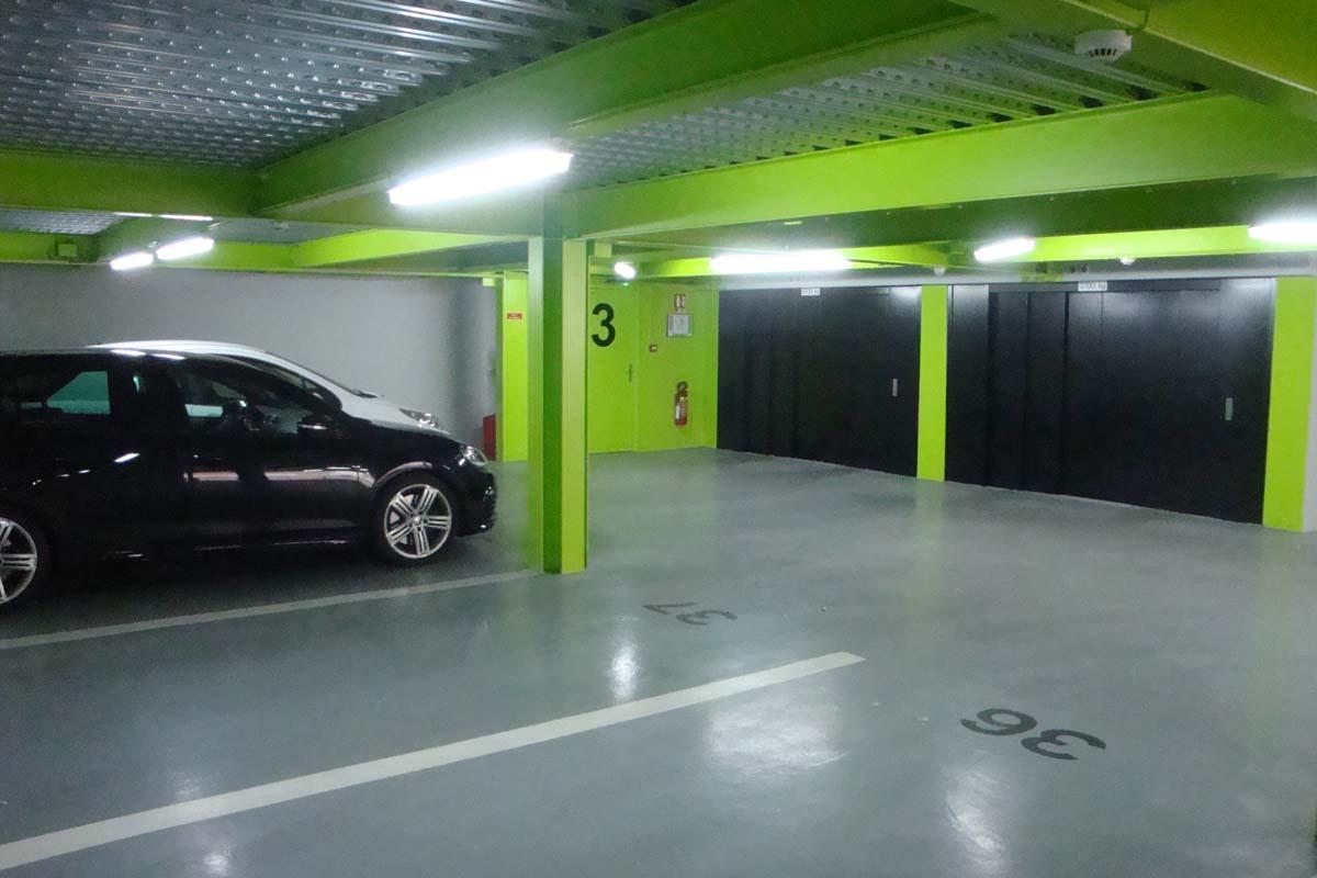 Parking Brochon